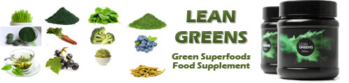 Lean Greens Supplements