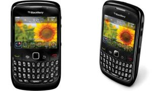 The Blackberry 8520