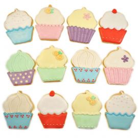 Cupcake Biscuits