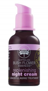 Australian Bush Flower Essences Replenishing Night Cream