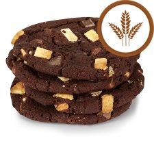 Tesco Bakery Triple Chocolate Cookies