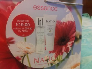 Natio Essence Gift Set Competition