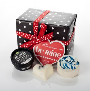 New Lush Competition Gift Set