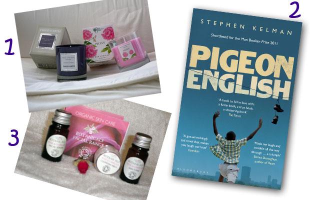 Pigeon English and Wax Lyrical