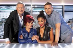 X Factor 2013 Judges