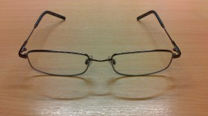 My New Old Favourite Reglazed Specs fro IWearGlasses.co.uk