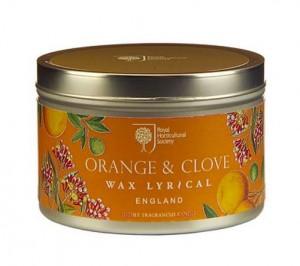 Wax Lyrical Orange and Clove Candle