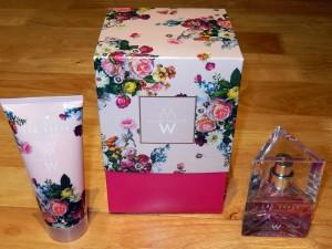 Ted Baker perfume gift set