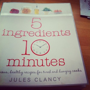 5 Ingredients 10 Minutes
