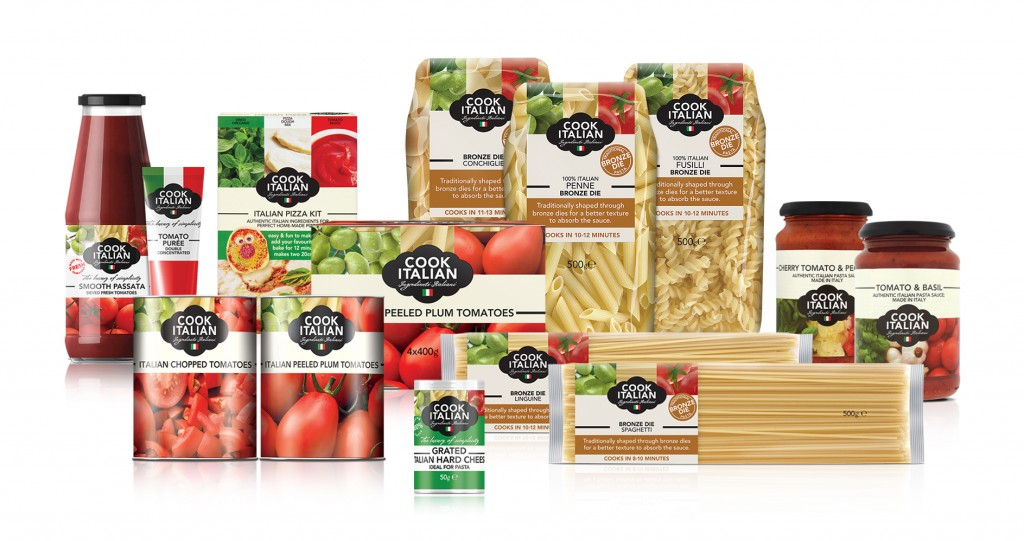 Cook Italian Products